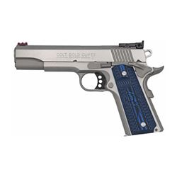 "COLT GOLD CUP LITE 9MM 5"" STS"