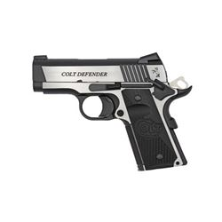 "COLT DEFENDER 9MM 3"" TT NNS"