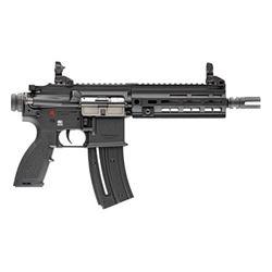 "HK HK416 PSTL 22LR 8.5"" 20RD BLK"