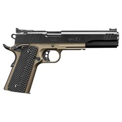 "REM 1911 R1 HUNTER 10MM 6"" 8RD FDE"