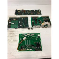 Lot of Whedco Circuit Boards *See Pics for Part Numbers*