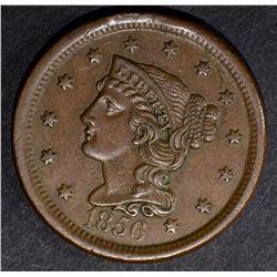 1856 LARGE CENT, AU
