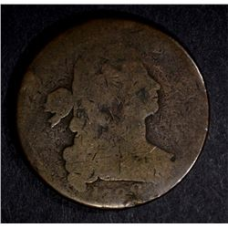 1798 DRAPED BUST LARGE CENT AG/G