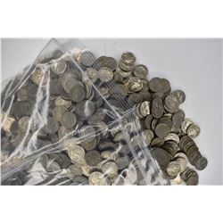 1098 MIXED DATE PARTIAL DATE BUFFALO NICKELS