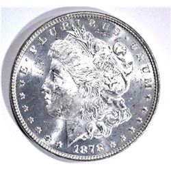 1878 7TF MORGAN DOLLAR CHBU