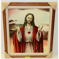 166) UNTITLED - SACRED HEART OF JESUS M. STEVEN