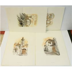 VAL CAVALLINA FOLDER OF ART