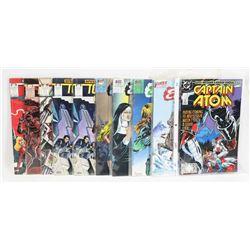 BOX OF ASSORTED COMICS INCL #1 EVANGELINE &