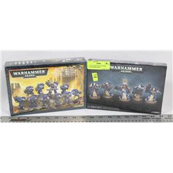 LOT OF 2 NEW IN SEALED BOX, WARHAMMER 40,000