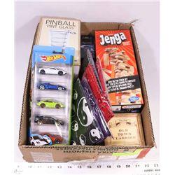 BOX W/5-PACK HOTWHEELS SET, 5 BANDANAS,