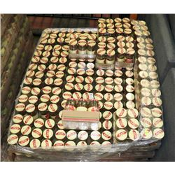PALLET OF HOT SLICED JALAPENO PEPPERS PAST EXPIRY