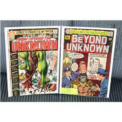 """RARE """"FROM BEYOND THE UNKNOWN"""" COMICS"""