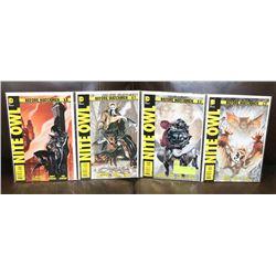 BEFORE WATCHMEN: NITE OWL #1-4 COMICS