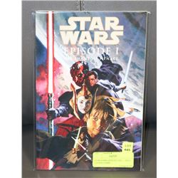STAR WARS: EPISODE ONE --- FIRST EDITION COMIC