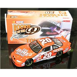 TONY STEWART HOME DEPOT LIMITED EDITION 1:18