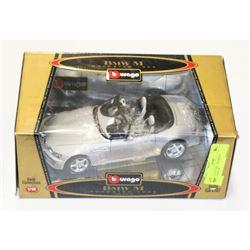 1:24 DIE CAST 1996 BMW M ROADSTER