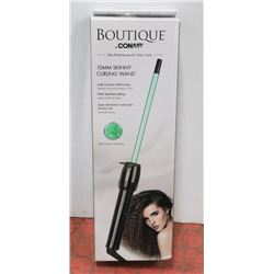 10MM SKINNY CURLING WAND BOUTIQUE BY CONAIR