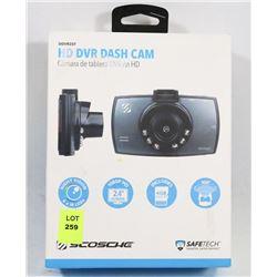 NEW SCOSCHE HD DVR DASH CAM