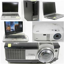 FEATURED COMPUTERS, LAPTOPS, PROJECTORS