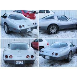 FEATURED 1978 CORVETTE 2 DOOR ANNIVERSARY ED.