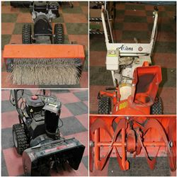 FEATURED SNOWBLOWERS & SWEEPERS