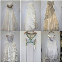 FEATURED WEDDING DRESSES