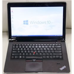 LENOVO EDGE THINKPAD E420S iNTEL i5 LAPTOP/500 GB
