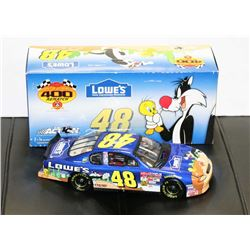JIMMIE JOHNSON LOONEY TOONS LIMITED EDITION 1:18
