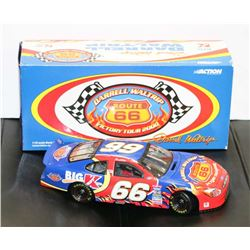 DARRELL WALTRIP ROUTE 66 LIMITED EDITION 1:18