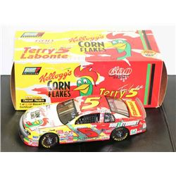 TERRY LABONTE KELLOGG'S LIMITED EDITION 1:18