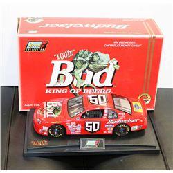 BUDWEISER LIMITED EDITION 1:18 REVELL NASCAR