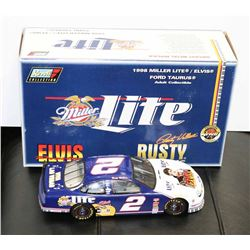 RUSTY WALLACE ELVIS PRESLEY LIMITED EDITION 1:18