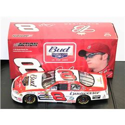 DALE EARNHARDT JR BUD BORN ON LIMITED EDITION