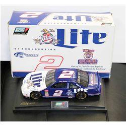 MILLER LITE LIMITED EDITION 1:18 REVELL NASCAR