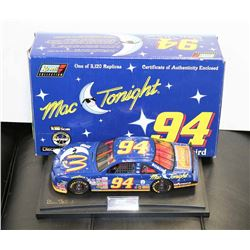 BILL ELLIOTT MAC TONIGHT LIMITED EDITION 1:18