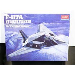 F117A STEALTH FIGHTER 1:48 UNBUILT MODEL KIT