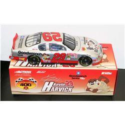 KEVIN HARVICK TASMANIAN DEVIL 1:18 ACTION NASCAR