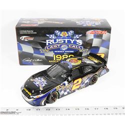 RUSTY WALLACE LAST CALL LIMITED EDITION 1:18