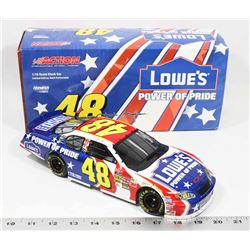 JIMMIE JOHNSON POWER OF PRIDE LIMITED EDITION