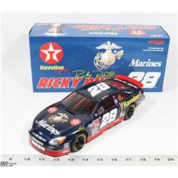 RICKY RUDD MARINES LIMITED EDITION 1:18 ACTION