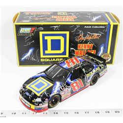 KENNY WALLACE SQAURE D LIMITED EDITION 1:18