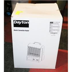 NEW DAYTON ELECTRIC CONVECTION HEATER IN BOX