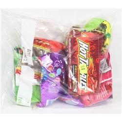 LARGE BAG OF ASSORTED MIXED CANDY