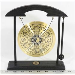 NEW CHINESE CALENDAR GONG W/ MALLET