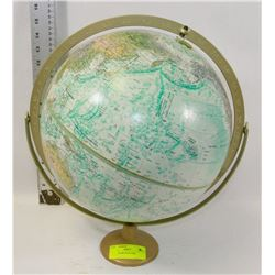 ROYAL GLOBE WITH USSR.