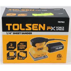 "SEALED TOLSEN FX 1/4"" SHEET"