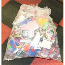HUGE BAG OF STORE CLOSURE CELL PHONE CASES