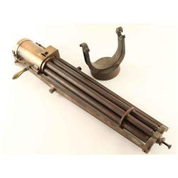 .22 Caliber Gatling Gun Parts