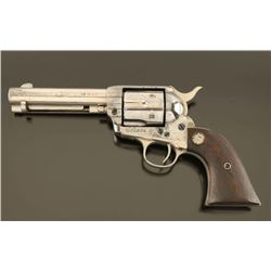 Colt Single Action Army .32-20 SN: 205247