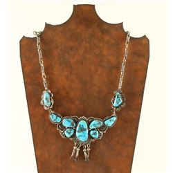 Navajo Turquoise Necklace